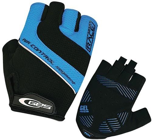 Handschuh GES Race - schwarz/blau