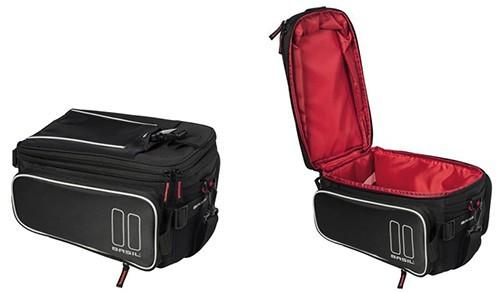 Gepäckträgertasche Basil Sport Design Mik