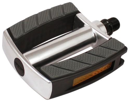 Pedale UNION SP-828 - schwarz-silber