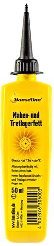 Naben- und Tretlagerfett Hanseline