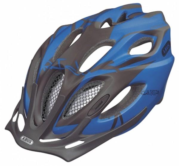 Helm ABUS CHAOX Größe S schwarz-blau