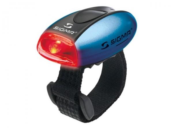 Sigma Micro Rücklicht blau