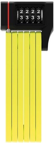 Faltschloss Abus Bordo Combo 5700 - limone