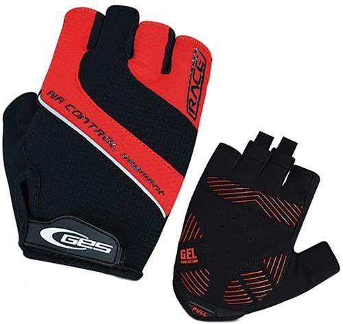 Handschuh GES Race - schwarz/rot