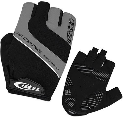 Handschuh GES Race - schwarz/grau