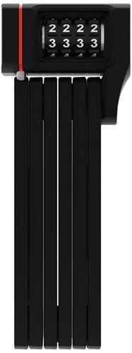 Faltschloss Abus Bordo Combo 5700 - schwarz